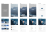 design creative UI for your android, iOS apps