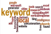 provide your Keyword Research