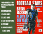 create a Football Sports Magazine Cover of Your Child