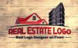 design UNIQUE real estate logo