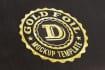 design Heraldic Luxury Brand logo