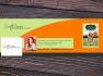 design a cool unique professional social media banner
