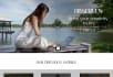 design pleasant landing page