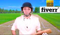 create a Cricket Bowler or Batsman Video In English, Italian or Spanish
