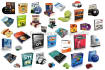 design professional 2D 3D ebook cover box Cd Dvd or ecover Bundle