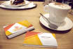 design Creative and Professional Double Side Business Card