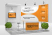 create a Virtual Show Booth with your Logo