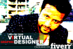be your virtual graphic designer