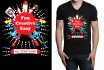 design a awesome T shirt