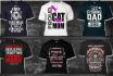 create custom amazing tshirt in 8 hours