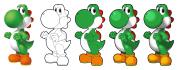 make cute Game Characters