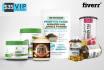 design AMAZING product label