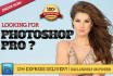 edit your image in Photoshop 12h