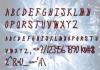 make a handwritten font of your hand writing