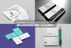 design Transparent and stylish BUSINESS card