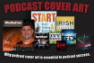 convert your podcast  into video