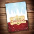 design Christmas Card or any other Invitation Card