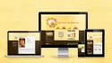 create a unique UI design for any Website
