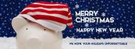 design SPECIAL Christmas Banner for social media cover