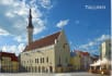 send a postcard from Tallinn, Estonia to anyone, anywhere