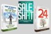 design a PROFESSIONAL Book Cover or eBook