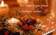 make Christmas slideshow video greeting