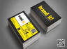 design corporate business cards and personal visiting cards