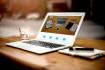 design Full Website PSD Templates