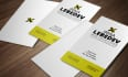 create a great business card