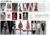 create fashion mood boards, color palettes and etc