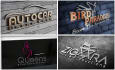 create eye catching 2d and 3d LOGO
