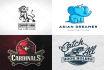 design a kick ass logo for you
