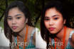 retouch, enhance, and put some style in your photo