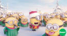 create 2 Minion Happy Holidays Videos with Cool Intro Outro each