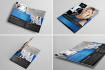 design trifold and bifold brochure