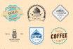 design a retro vintage logo or badge