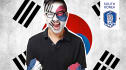 facepaint Your Country Flag