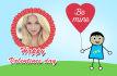 design Lovely Valentine Greeting Cards