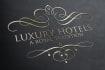 design a luxurious brand logo