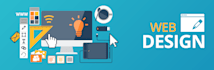 design responsive website banner