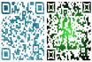 design a custom attractive QR Code