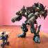 work with with Transformers movie figures