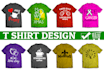 create awesome t shirt design