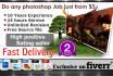 adobe PHOTOSHOP edit photo,retouching