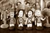 make creative message with my little friends
