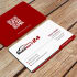 design MINIMAL and Clean Professional Business Card
