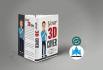 convert 2d book cover to HQ 3d mockups