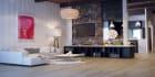 design the interior, exterior and landscape