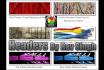 wordpress,website Header, Banner within 24 hours