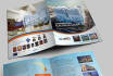 design Creative flyer, poster or Brochure